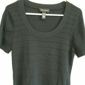 CABLE & GAUGE WOMENS BLOUSE